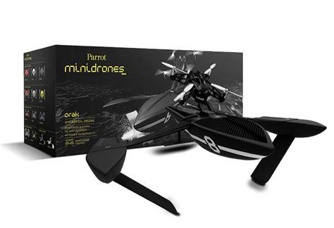 parrot hydrofoil drone orak mini dron lata plywa  oficjalne archiwum allegro