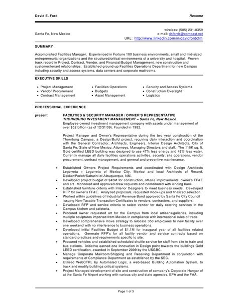 Property Maintenance Technician Resume by Resume
