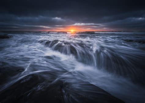 San Diego Seascape Coastal Landscape Photography