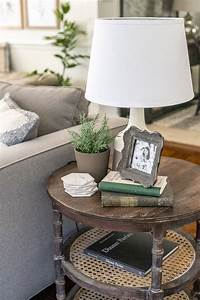 simplified, decorating, , how, to, style, end, tables