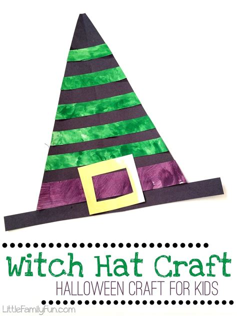 witch hat craft for and easy craft for 300 | e78575b6ff9535ff33b582bac51ae86c