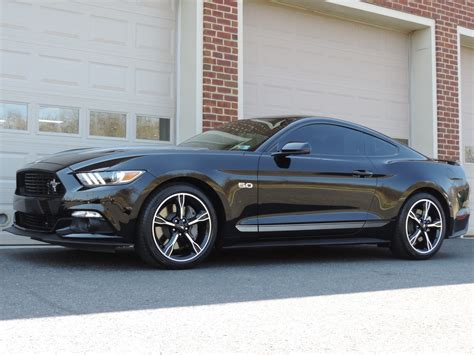 ford mustang gt premium california special stock