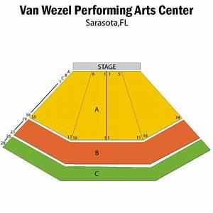 Chart House Sarasota Van Wezel Sarasota Tickets Schedule Seating Chart