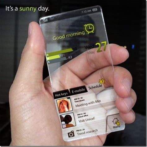 Coolest Gadgets  Windows Unveils Phone Of Future Latest