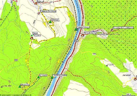 gelobtbach wandern  der saechsischen schweiz