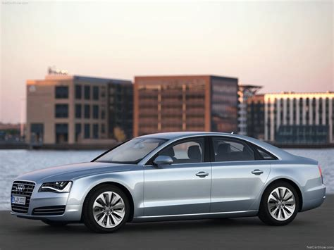Audi A8 Hybrid Picture 113150 Audi Photo Gallery