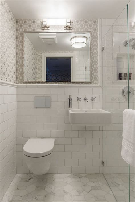 small bathrooms brimming  style  function