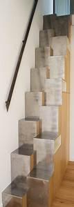 Escalier à Pas Japonais : armoires gain d 39 espace and rangements on pinterest ~ Dailycaller-alerts.com Idées de Décoration