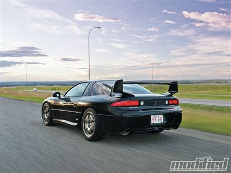 1999 Mitsubishi 3000GT VR4 - Porsche Hunter - Modified ...