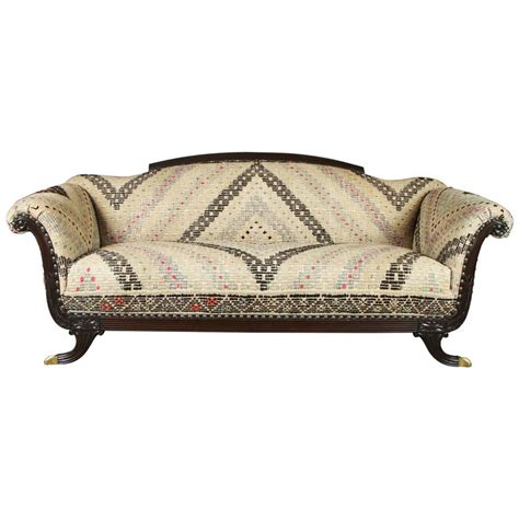 1930s Sofa by Duncan Phyfe Style Sofa 1930s At 1stdibs