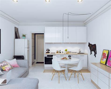 design ideas for small kitchens arredare piccoli spazi giocando con i colori 25 mq