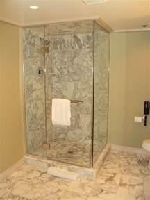 Corner Showers Kits by Doorless Walk In Shower Ideas Houses Models Best