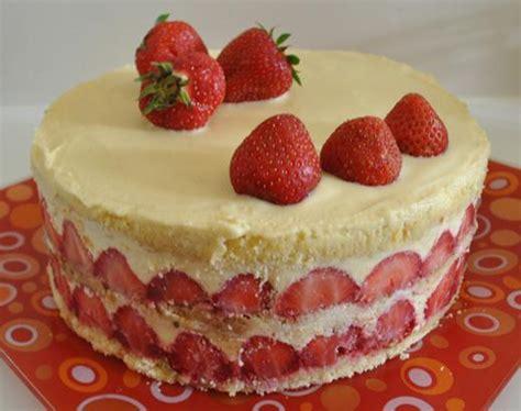 recette fraisier not 233 e 4 5