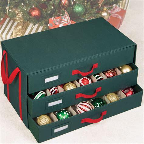 plastic christmas ornament storage boxes uk hallow  arts
