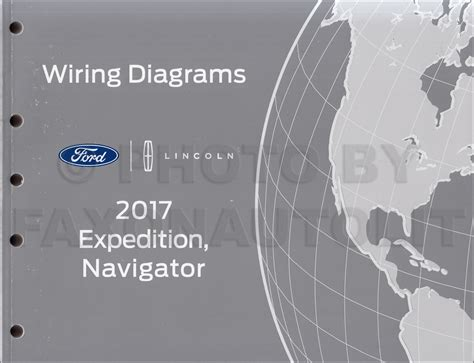 Ford Expedition Lincoln Navigator Wiring Diagram