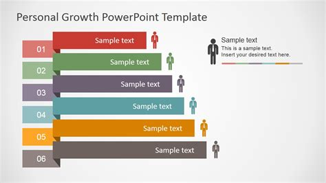 personal growth plan outline  powerpoint slidemodel