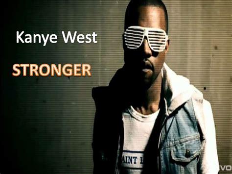Goodwin Analysis Kanye West Stronger