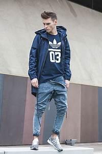 Romek Gelard Gello - Trousers Madox Design Parka Madox Design Adidas T Shirt Originals Zx ...
