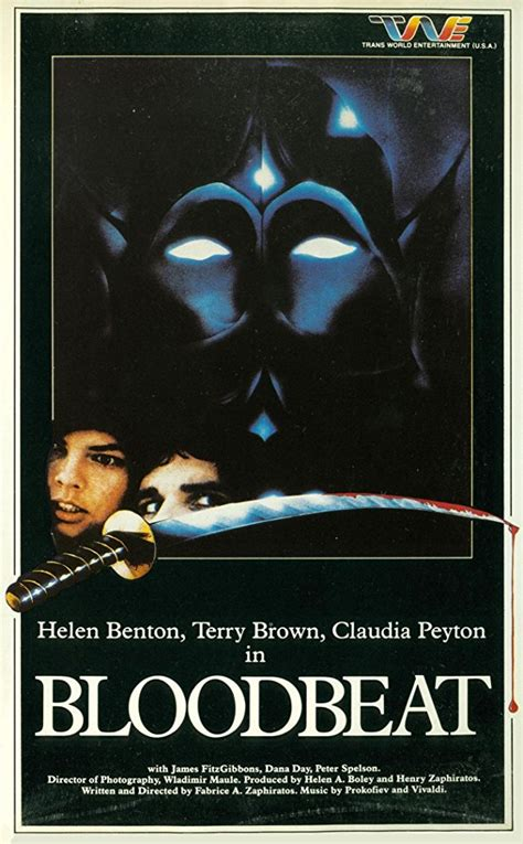beat blood horror 1983 movie advent film grindhouse daily