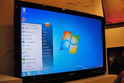 tv   computer monitor monitor computer