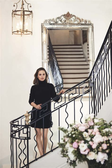 Natalie Portman Charms Chic Styles For Elle South Africa