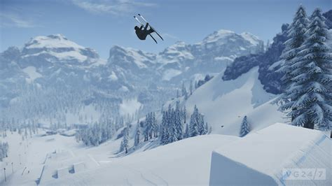 Open Snow by Snow Cryengine 3 Open World Sports Due This Year Vg247