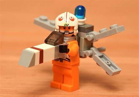 minimal lego starship costumes fit star wars minifigures gadgetsin