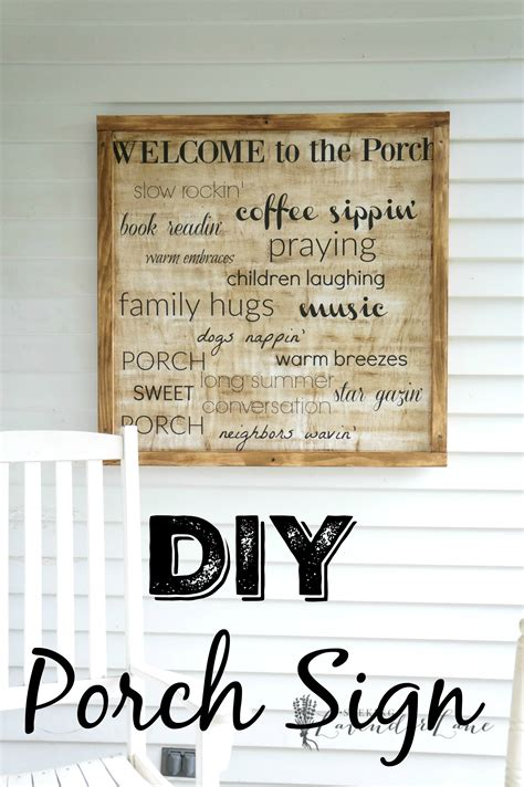 Diy Wooden Sign Curb Appeal Blog Hop Week 2  Seeking. Labor Signs. Dish Wash Signs Of Stroke. Combined Logo. Emoji Facebook Stickers. King's Signs Of Stroke. Sport Ford Stickers. Amazing 3d Wall Murals. English Word Lettering