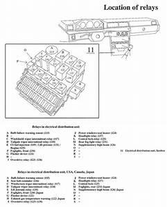 1993 Pontiac Sunbird Fuse Box Map