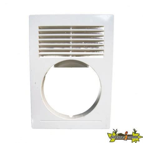 grille aeration chambre grille avec aeration d 140w125 ø125 mm winflex ventilation