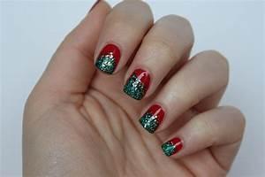 Glitter nail art designs ideas design trends