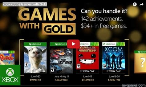 xbox july free games xbox live june 2016 free with gold announced