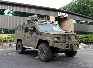 Maui police get new armored vehicle