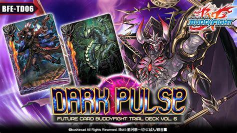 buddyfight trial deck 6 trial deck vol 6 pulse future card buddyfight