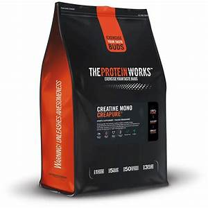 The Protein Works Creapure Creatine Monohydrate Review  U2013 Supplement Reviews Uk