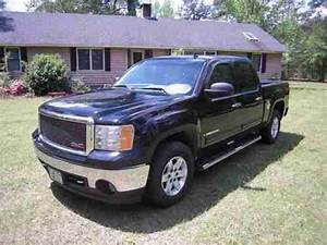 Find Used 2007 07 Gmc Sierra Z71 2wd Crew Cab Black In Hawkinsville  Georgia  United States  For