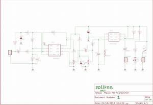 Fm Transmitter Using Max4467  U0026 Max2606