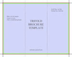 trifold wedding program free tri fold obituary program template free