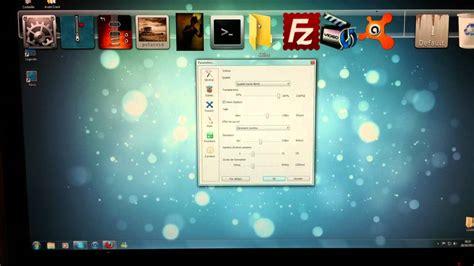 raccourci bureau windows mettre une barre de raccourcis personnelle sur windows