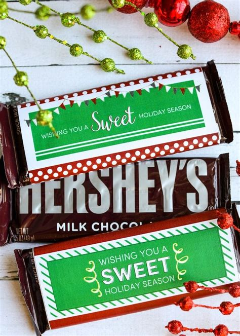 Frosty the candy bar snowman. Christmas Candy Bar Wrappers