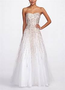 davids bridal prom dress dresses pinterest With prom dress as wedding dress