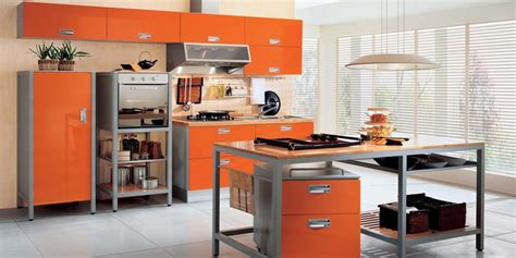 orange accessories for kitchen estimula tu decoraci 243 n con el color naranja decoraci 243 n 3757