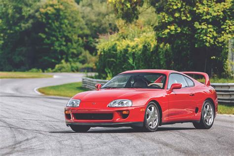 1998 Toyota Supra Turbo by 1994 1998 Toyota Supra Turbo Motoring Research