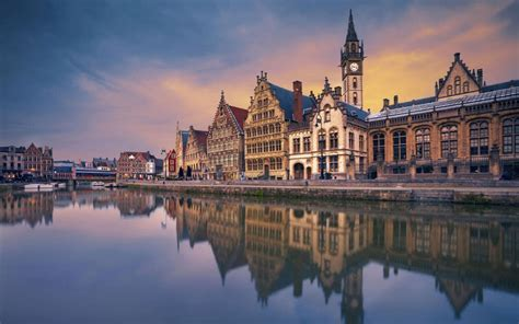 Ghent Cruise Port Guide