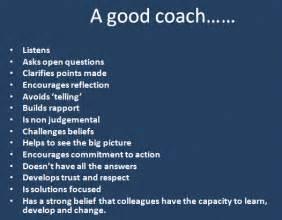 Good Coaching Quotes