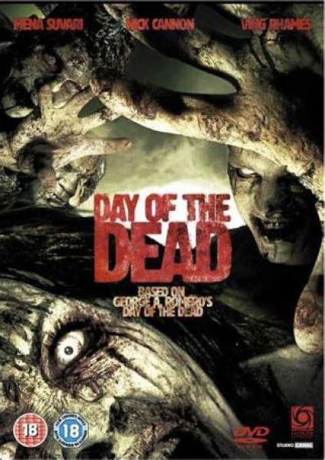 day   dead dvd zavvi