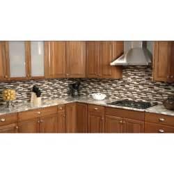 instant mosaic 12 x 12 glass natural stone metal peel