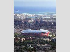 Nou Camp Nou – Ricardo Bofill Taller de Arquitectura