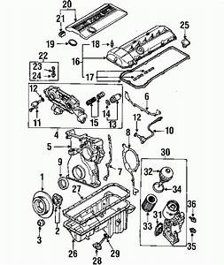 2001 Bmw 325i Parts Diagram