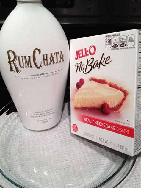 Rum chata is a really amazing, smooth liquor that everybody seems to love. Rumchata is one of my new favorite things to bake with. The flavor and consistency makes it ...